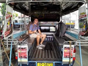 ride in truck john fedro