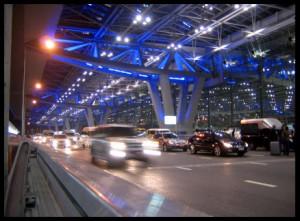 bangkok airport john fedro