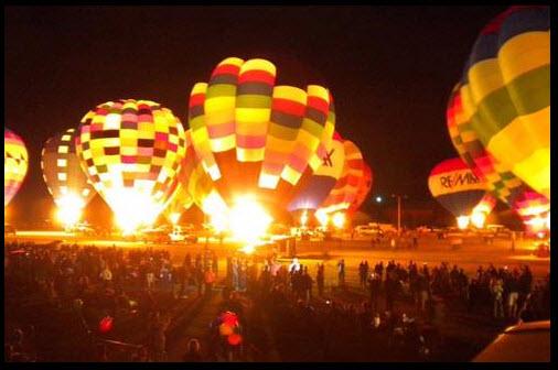 john fedro hot air balloon