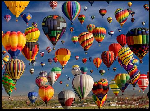 hot air ballooning john fedro investing