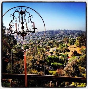 La hills view