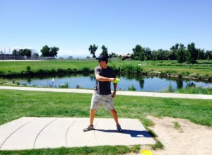 disc golf john fedro