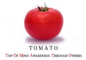 top of mind awareness