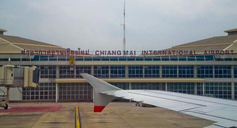 chiang main airport